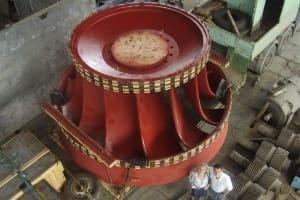 2007 год ГЭС «КОРУМБА» (БРАЗИЛИЯ)