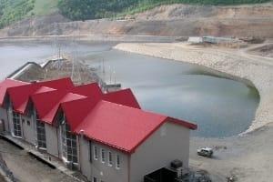 2007 год ЮМАГУЗИНСКАЯ ГЭС