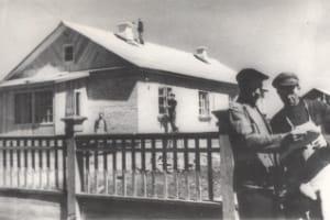 1946 год БОЛЬШОЕ СТРОИТЕЛЬСТВО