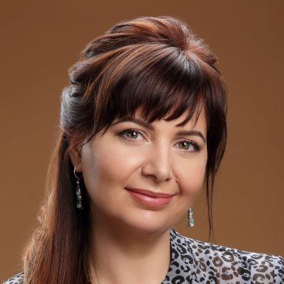 Оксана Валерьевна Ларионова