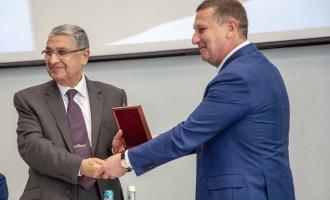 АО «ТЯЖМАШ» посетила делегация во главе с министром электроэнергетики и возобновляемых источников энергии Египта для запуска в производство оборудования АЭС «Эль-Дабаа»