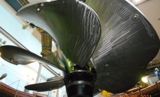 На Иркутской ГЭС монтируется новый гидроагрегат производства АО «ТЯЖМАШ»