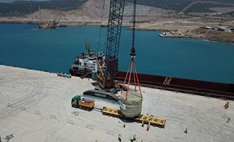 На АЭС «Аккую» в Турции прибыла ловушка расплава, изготовленная АО «ТЯЖМАШ»