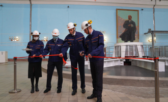 НаИркутской ГЭС успешно прошли комплексные испытания гидроагрегатаст. №2производства АО«ТЯЖМАШ»