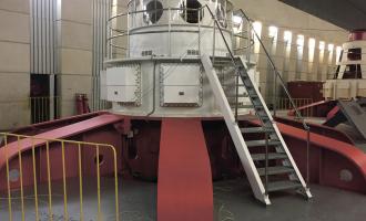 НаУсть-Хантайской ГЭС запущен второй пусковой комплекс производства АО«ТЯЖМАШ»