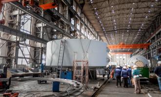 Вцехах АО«ТЯЖМАШ» завершаются работы для двух горнодобывающих предприятий