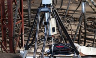 Назаводе «ТЯЖМАШ» сдан вэксплуатацию новый лазерный трекер