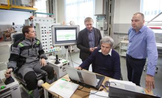 Специалисты АО«ТЯЖМАШ» создали собственную АСУ для полярного крана АЭС