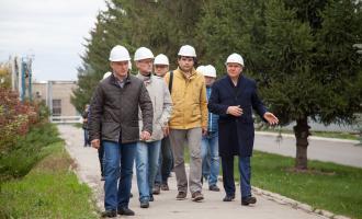 «ТЯЖМАШ» посетили представители компании «Норникель»
