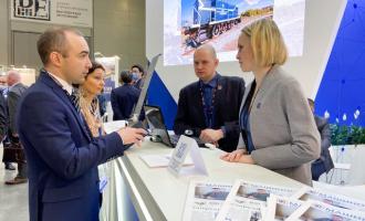 АО«ТЯЖМАШ» приняло участие ввыставках MiningWorld Russia и«Горное дело. Металлургия. Автоматизация. Оборудование иновые технологии»