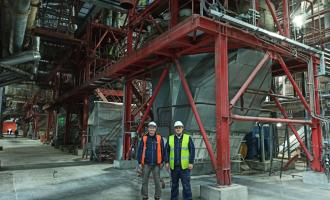 Натретьем энергоблоке Приморской ТЭС сдано вгарантийную эксплуатацию оборудование производства АО«ТЯЖМАШ»