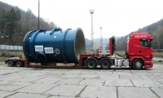 CKD Blansko Holding a.s. осуществила отгрузку гидротурбинного оборудования для ГАЭС «ReisseckII»