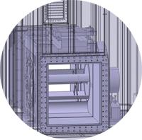 «ТЯЖМАШ» спроектировал иизготовил ортогональную гидротурбину