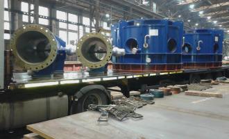 Отгружено оборудование для модернизации ГЭС FLS наФилиппинах